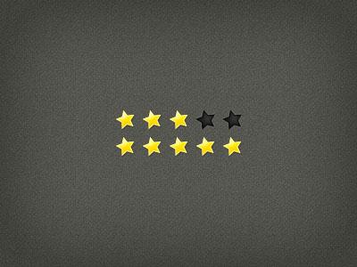Звезды рейтинга
