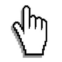 Пальчик, курсор