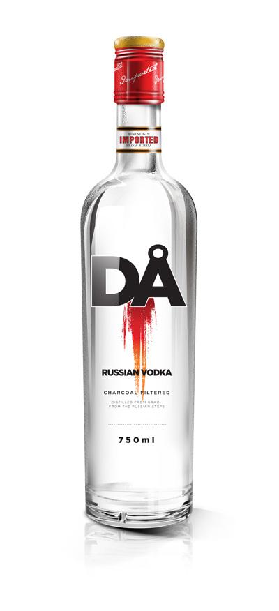 Бутылка (водка, вода)