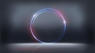 Линза, стеклянный шар