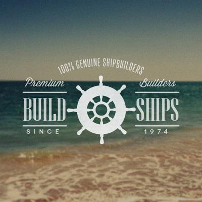 Морской логотип