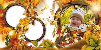 Рамки детские для фотошопа