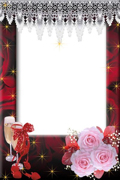 Розовая свадьба поздравление