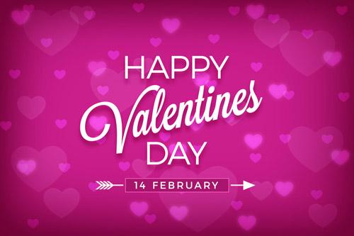 Открытка Счастливого Дня Святого Валентина
