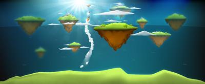 Летающие острова