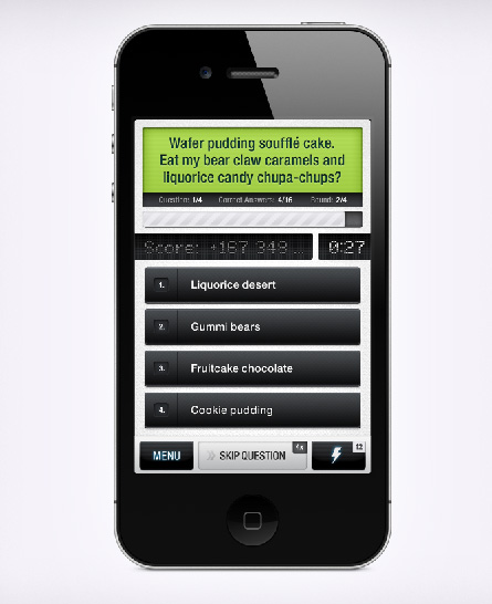 iPhone черного цвета