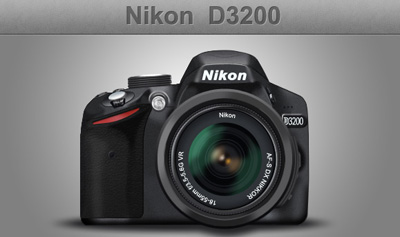 Фотоаппарат  D3200