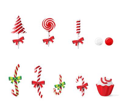 Набор рождественских вкусняшек