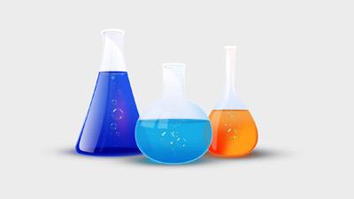 Емкости с химикатами
