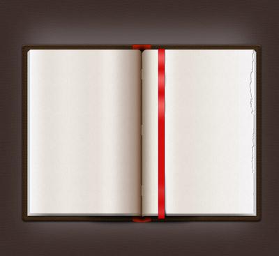 Раскрытая книга, нелинованая с ...: all-psd.ru/office/1697-raskritaya_kniga.html