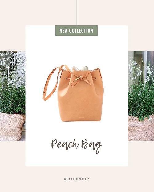 Баннер для новой коллекции сумок