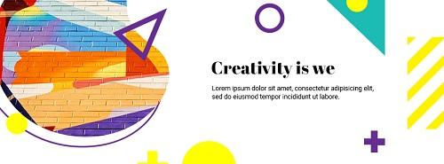Креативный баннер