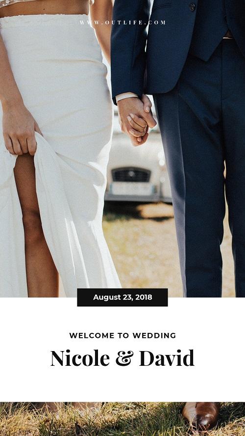 Необычное приглашение на свадьбу