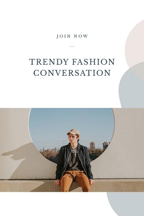 Обсуждение трендов в одежде - обложка