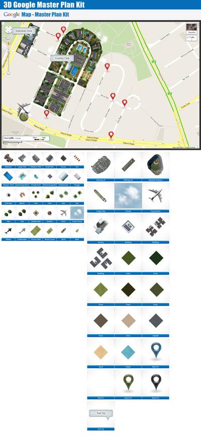 Исходник карт Google