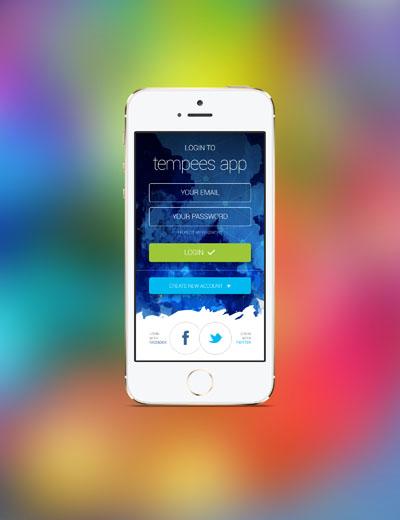 Исходник мобильного телефона iPhone