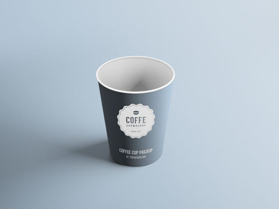 Исходник стаканчика для кофе