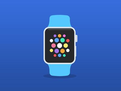 Исходник часов Apple Watch
