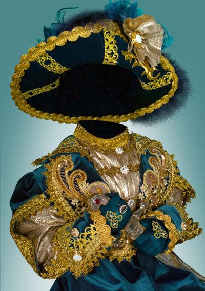 Детский королевский костюм для мальчика или девочки
