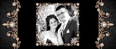 Кружка для свадебной фотографии