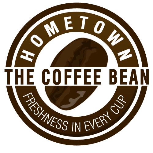 Логотип PSD для кофе