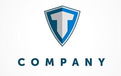 Логотип для компании на букву Т