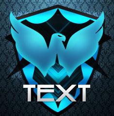 Логотип для команды или клана в виде орла