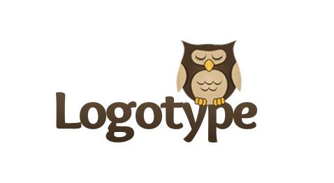 Логотип с совой