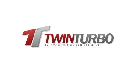 Логотип с двойным Т