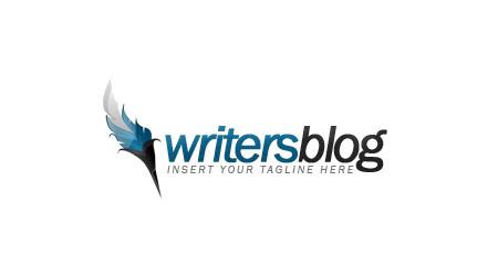 Логотип для блога, писателя