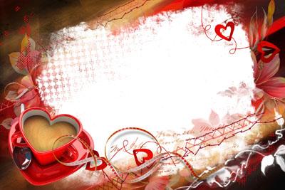 Рамка для влюбленных