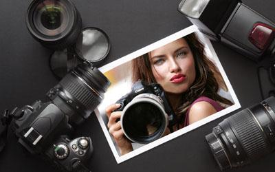 Рамка для фотографа