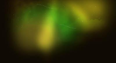 Фон желто-зеленый