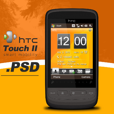 HTC TOUCH II