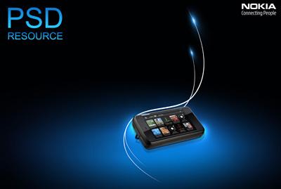 Телефон Nokia обои
