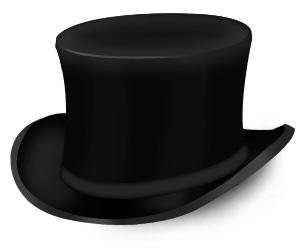 Циллиндр, шляпа
