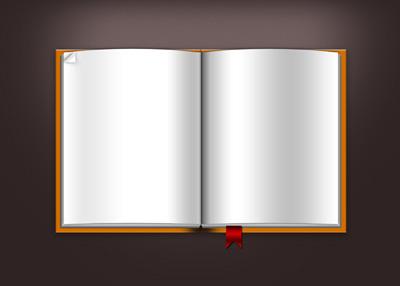 Чистая открытая книга