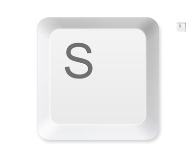 Компьютерная клавиша