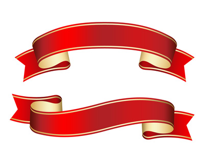 Красные ленты
