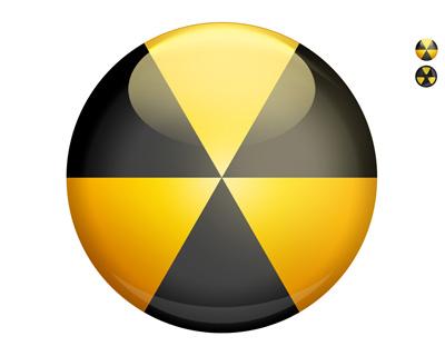 Иконка радиации