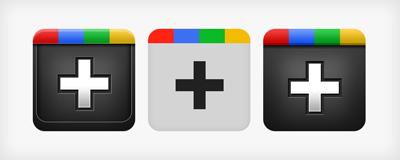 Иконки Google +1