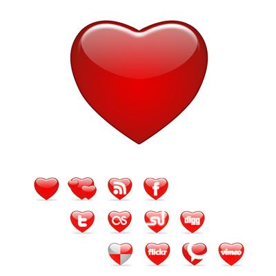 Иконка Сердца