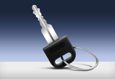 Ключ от автомобиля и не только
