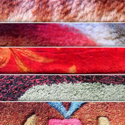 Набор текстур ковер