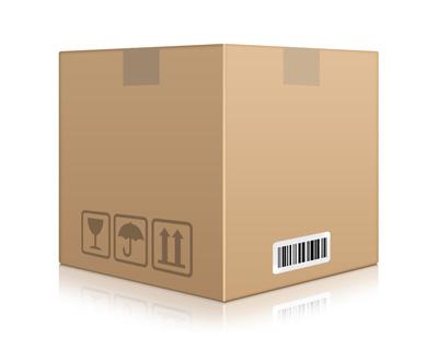 Отличная коробка из картона