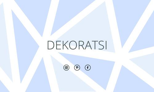 Визитка с диагональными полосами